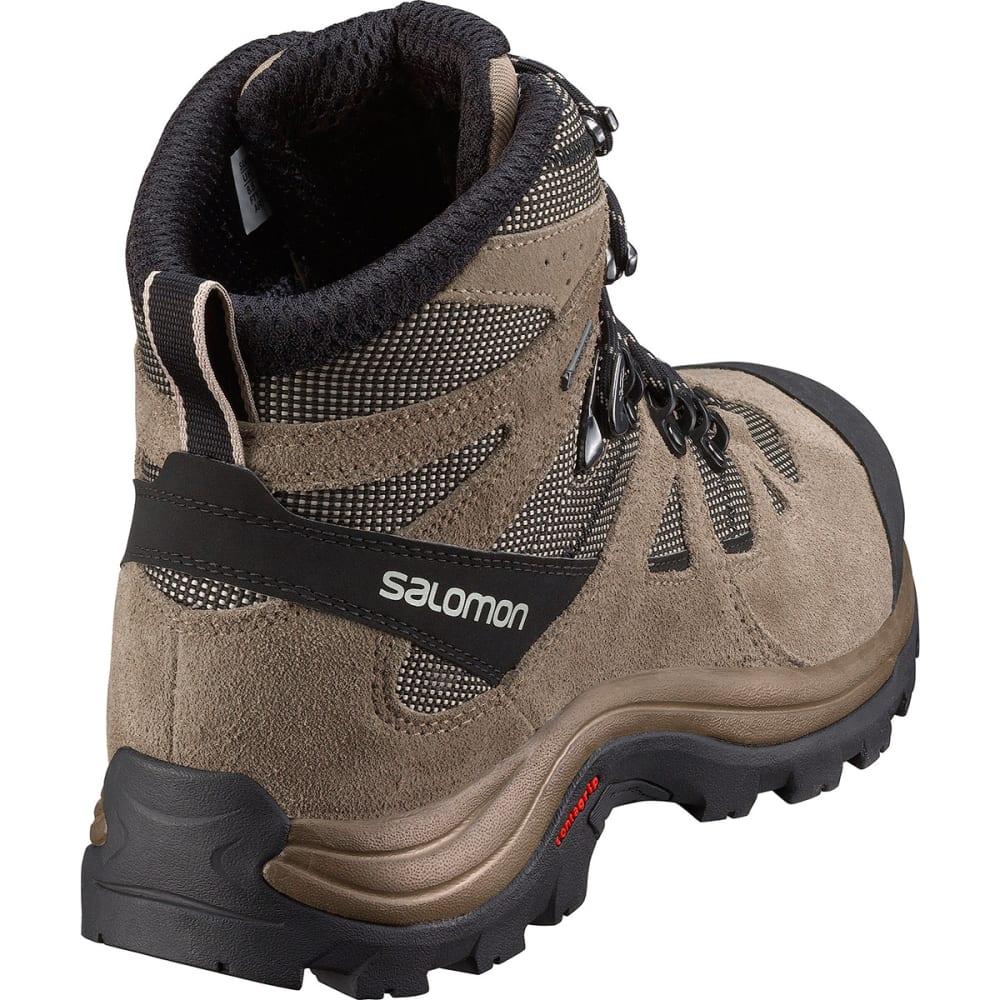 b10e4d0582 SALOMON Men's Discovery GTX Hiking Boots, Navajo/Shrew