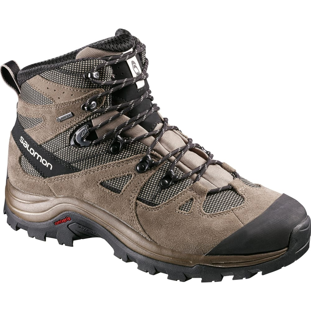 Salomon Men S Discovery Gtx Backpacking Boots Navajo Shrew