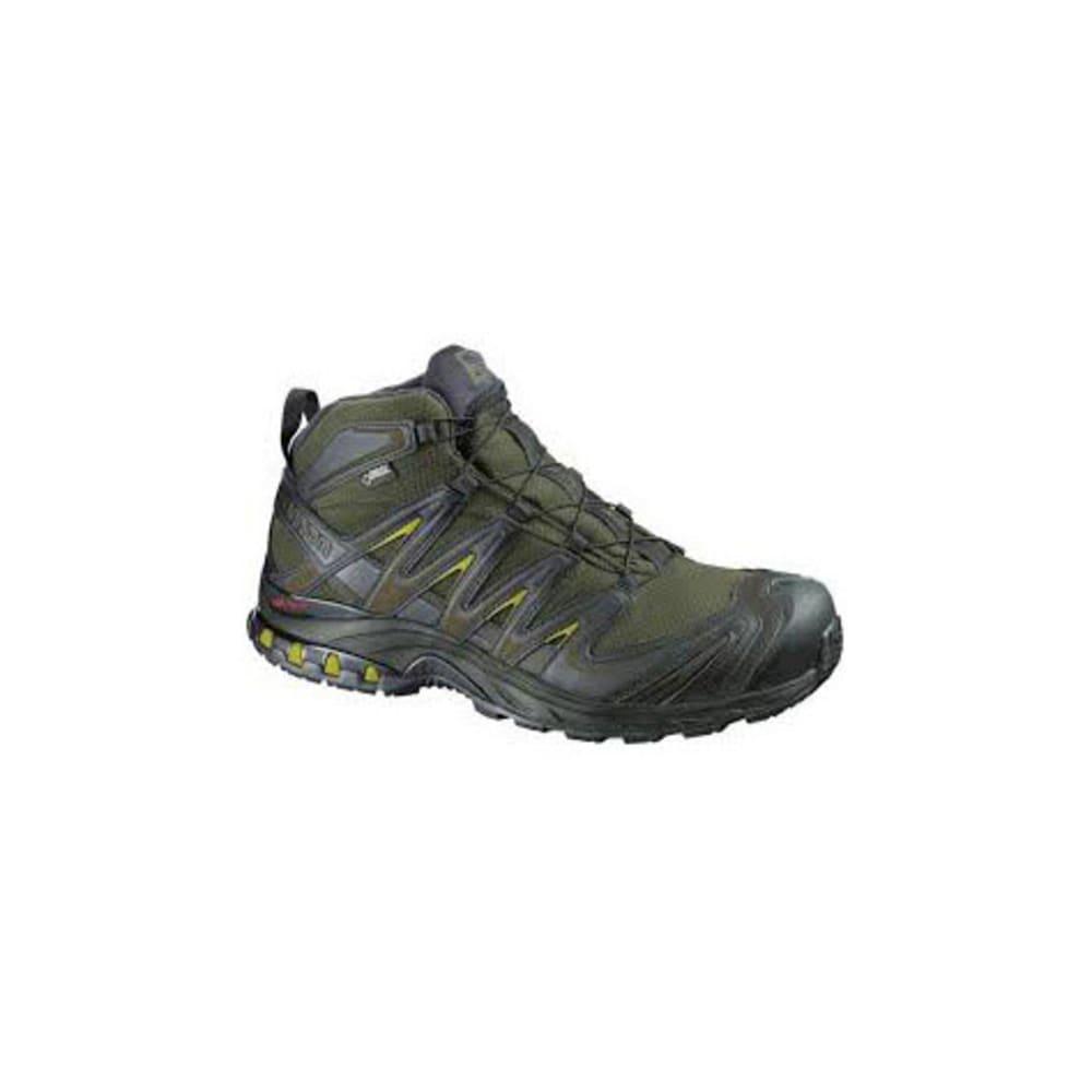 SALOMON Men's Eskape Mid LTR GTX Hiking Boots, TTDark TT
