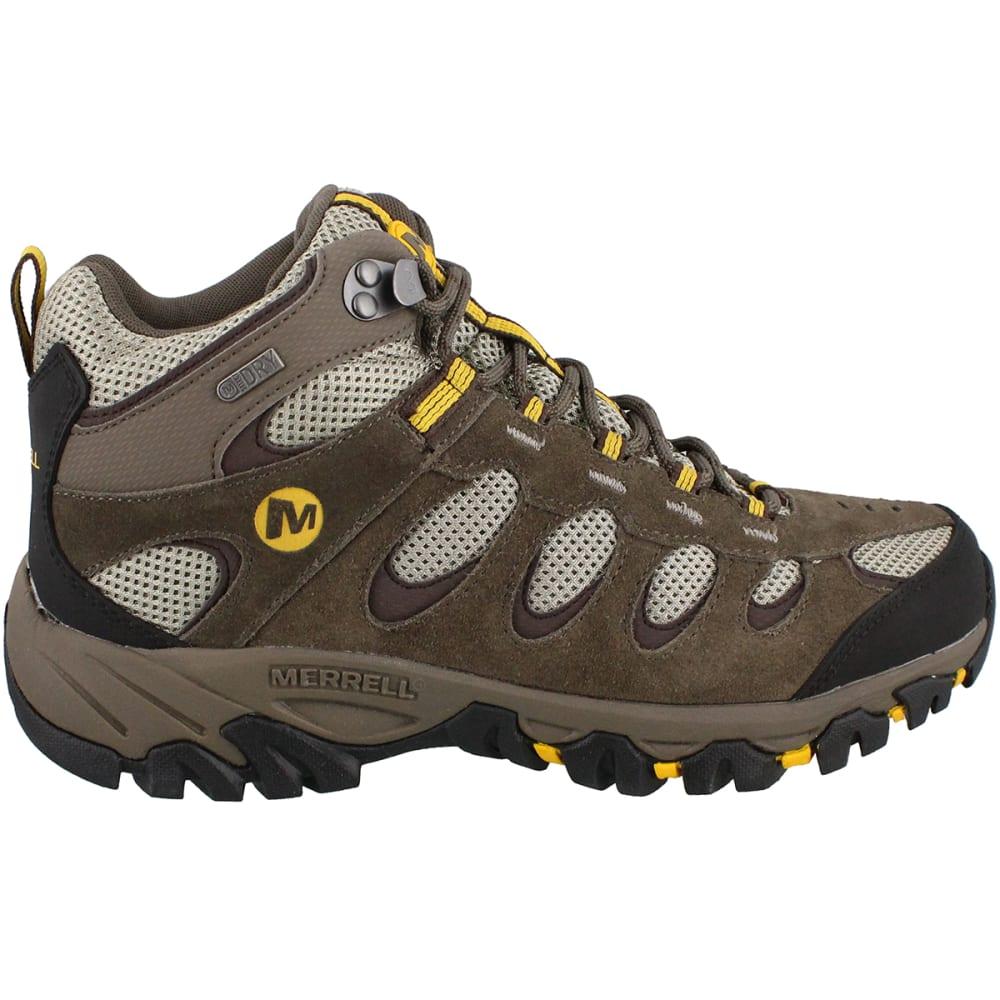 MERRELL Men's Ridgepass Mid GTX Hiking Boots - BOULDER