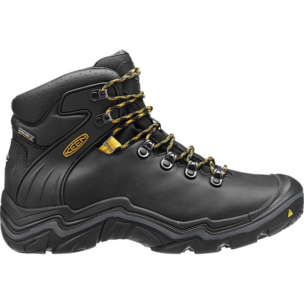 KEEN Men's Liberty Ridge Waterproof Hiking Boots - BLACK