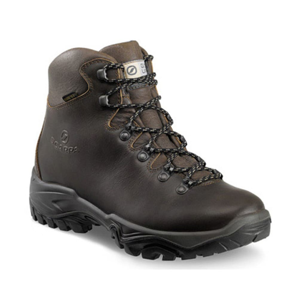 SCARPA Men's Terra GTX Hiking Boots, Brown - BROWN