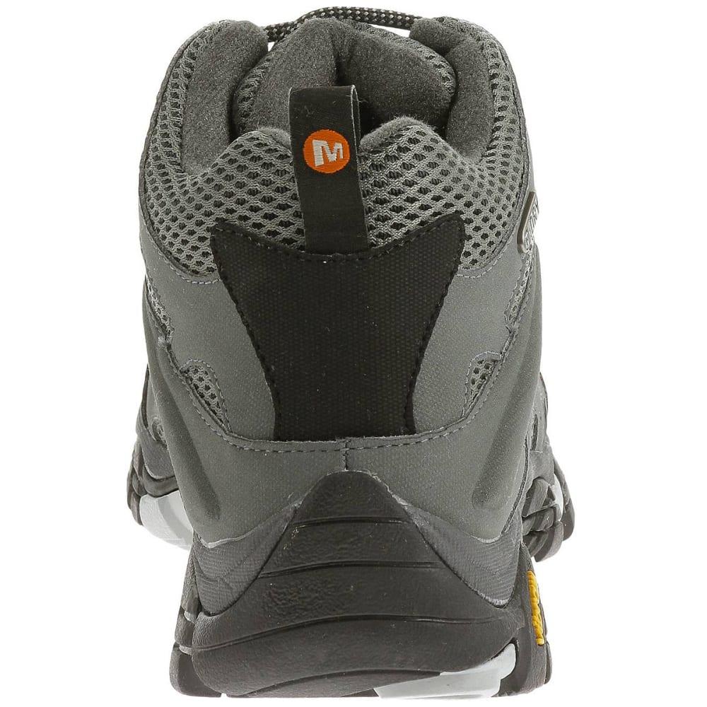 MERRELL Men's Moab Mid WP Hiking Boots, Sedona Sage - SEDONA SAGE