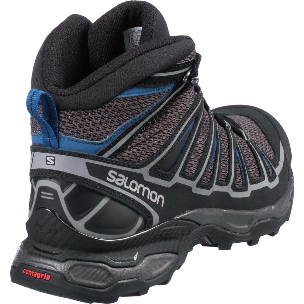 c9f8d68a5678 SALOMON Men  39 s X Ultra Mid Aero Hiking Boots - BLACK
