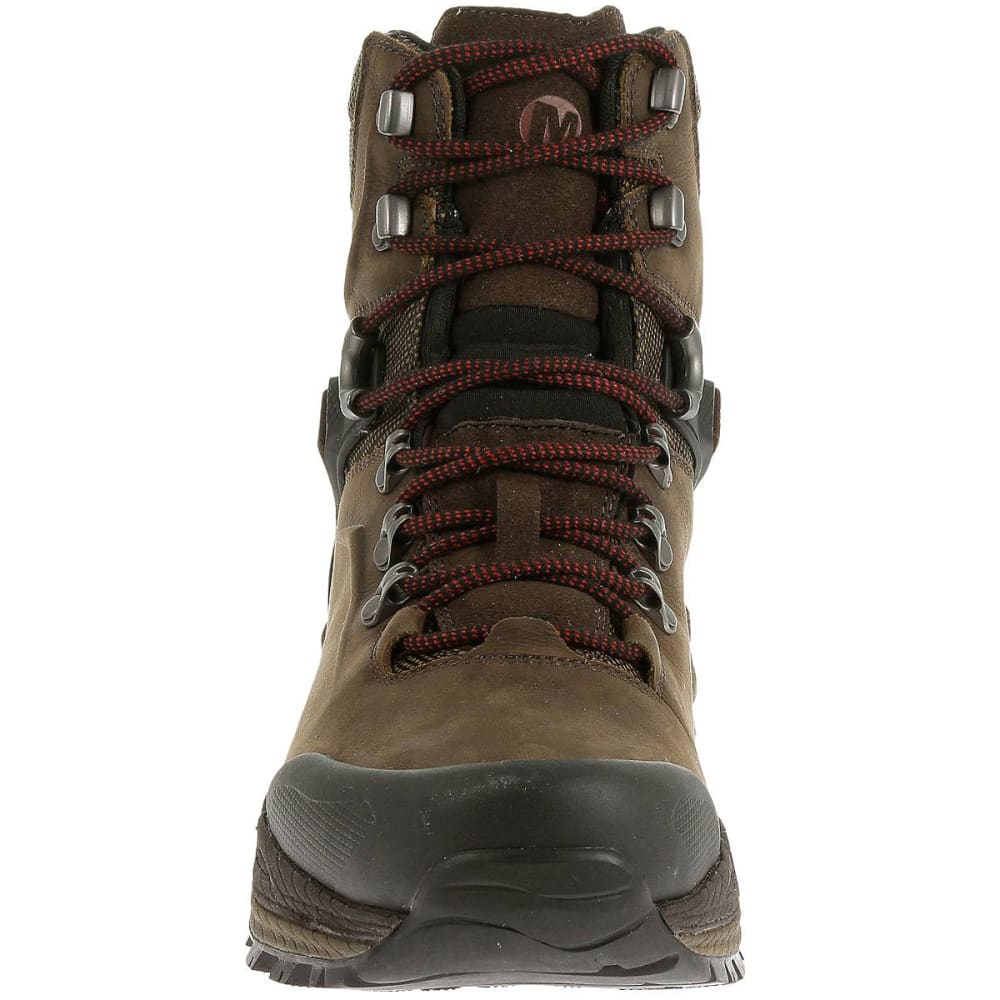 MERRELL Men's Crestbound GTX Backpacking Boots - CLAY