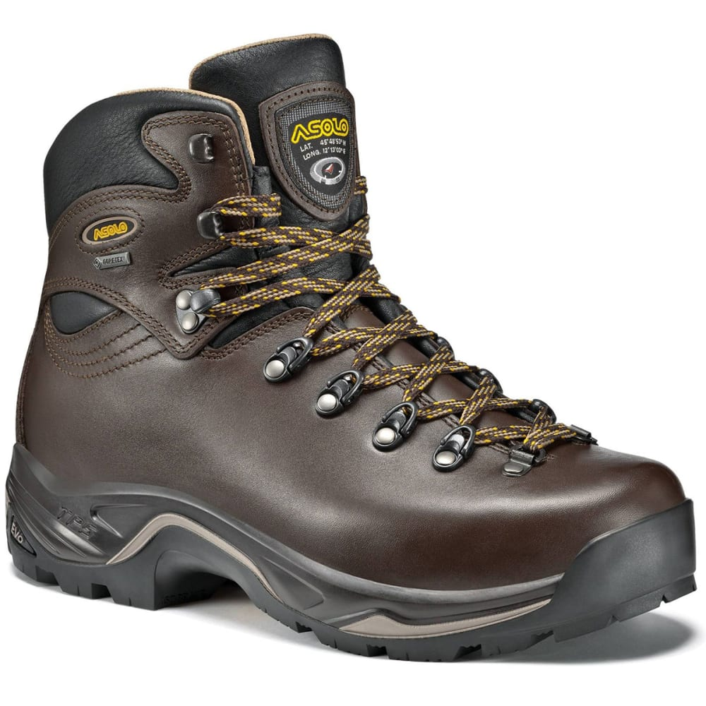 ASOLO Men's TPS 520 GV EVO Backpacking Boots - CHESTNUT