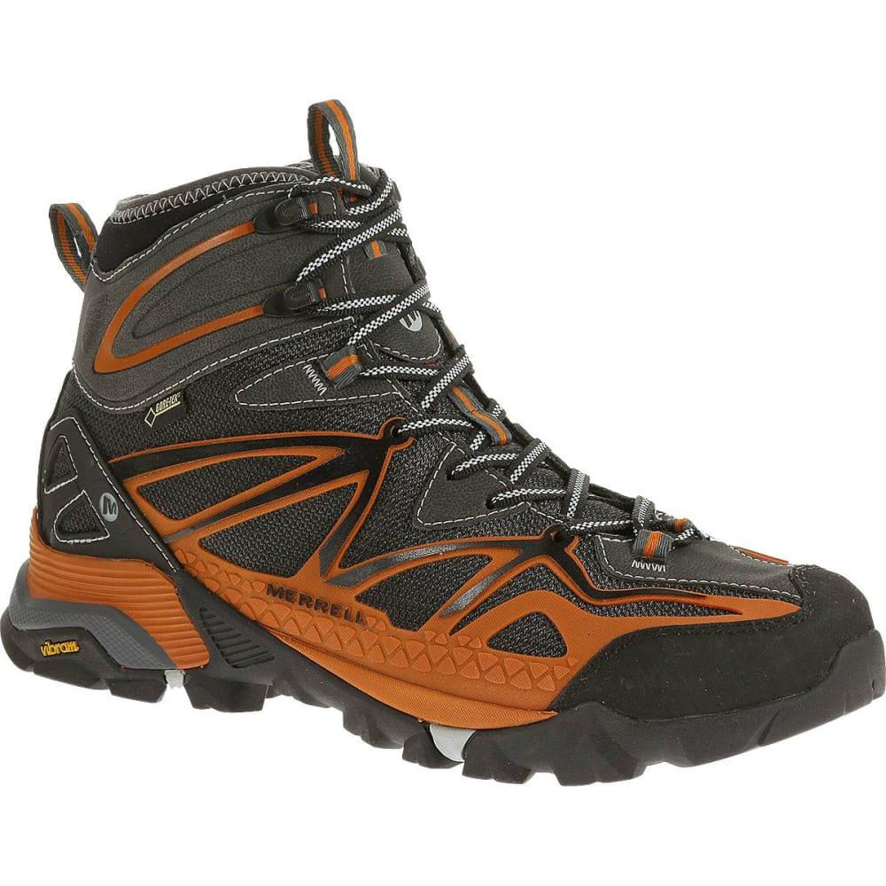 top ontwerp de beste meest populair MERRELL Men's Capra Mid Sport GTX Hiking Boots, Orange