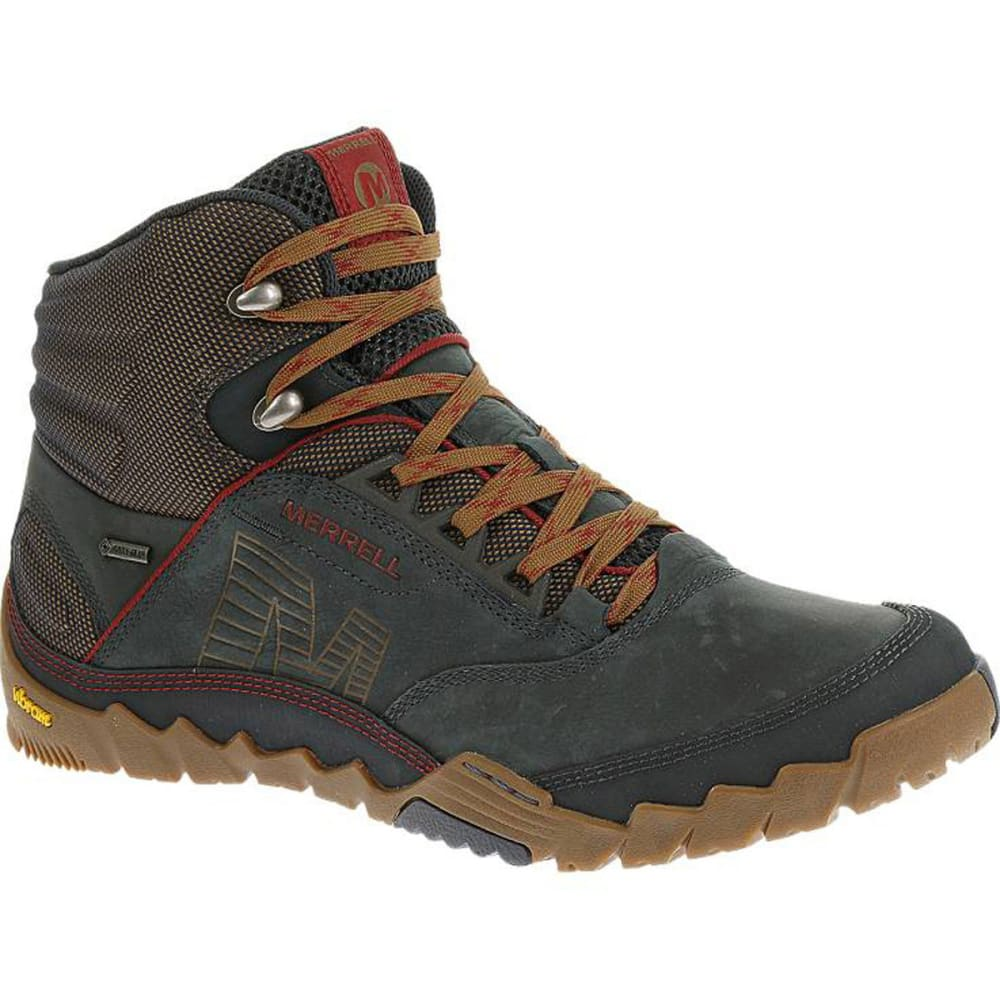 Merrell Men S Waterproof Annex Hiking Shoes