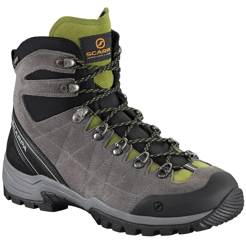SCARPA Men's R-Evolution Mid GTX Backpacking Boots - TITANIUM