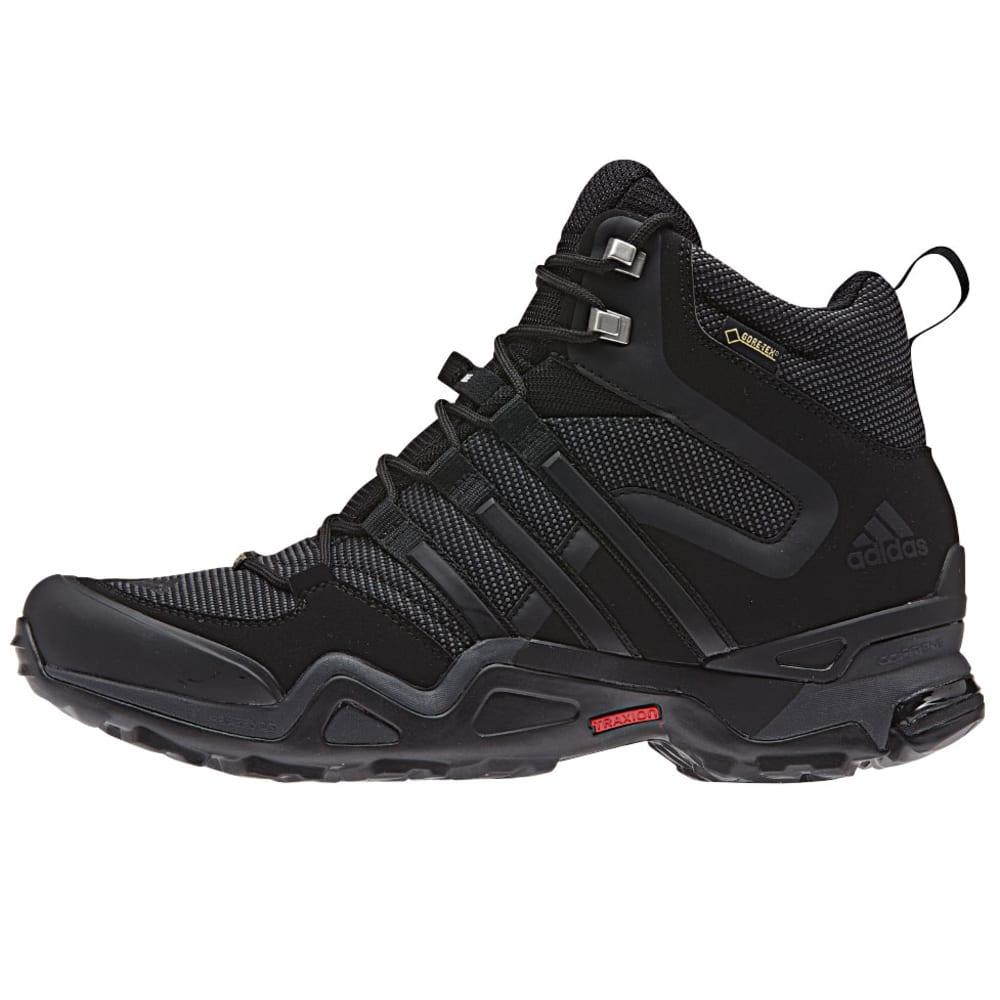 ADIDAS Men's Terrex Fast X High GTX Hiking Boots - BLACK