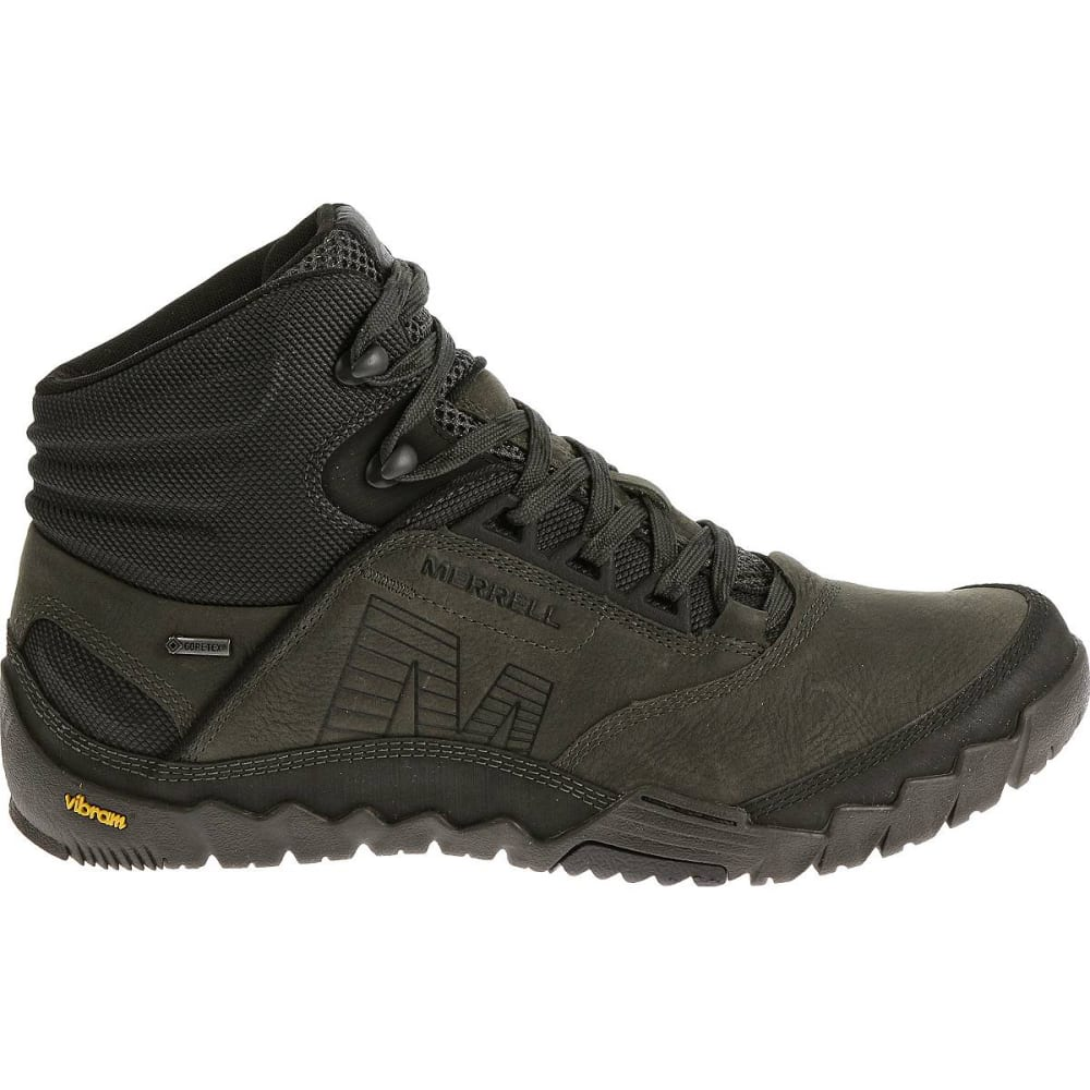b7a0ea06 MERRELL Men's Annex Mid GORE-TEX Hiking Boots, Castle Rock