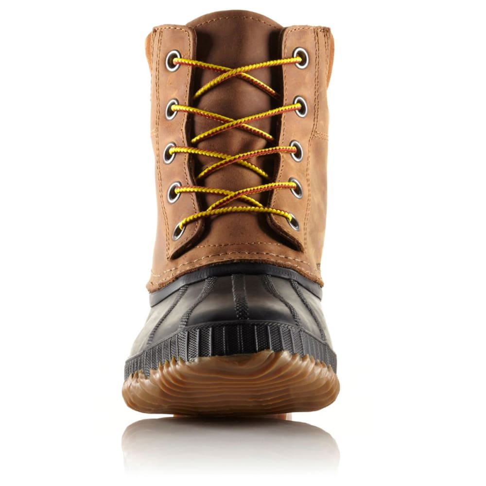 SOREL Men's Cheyanne Lace Full-Grain Winter Boots