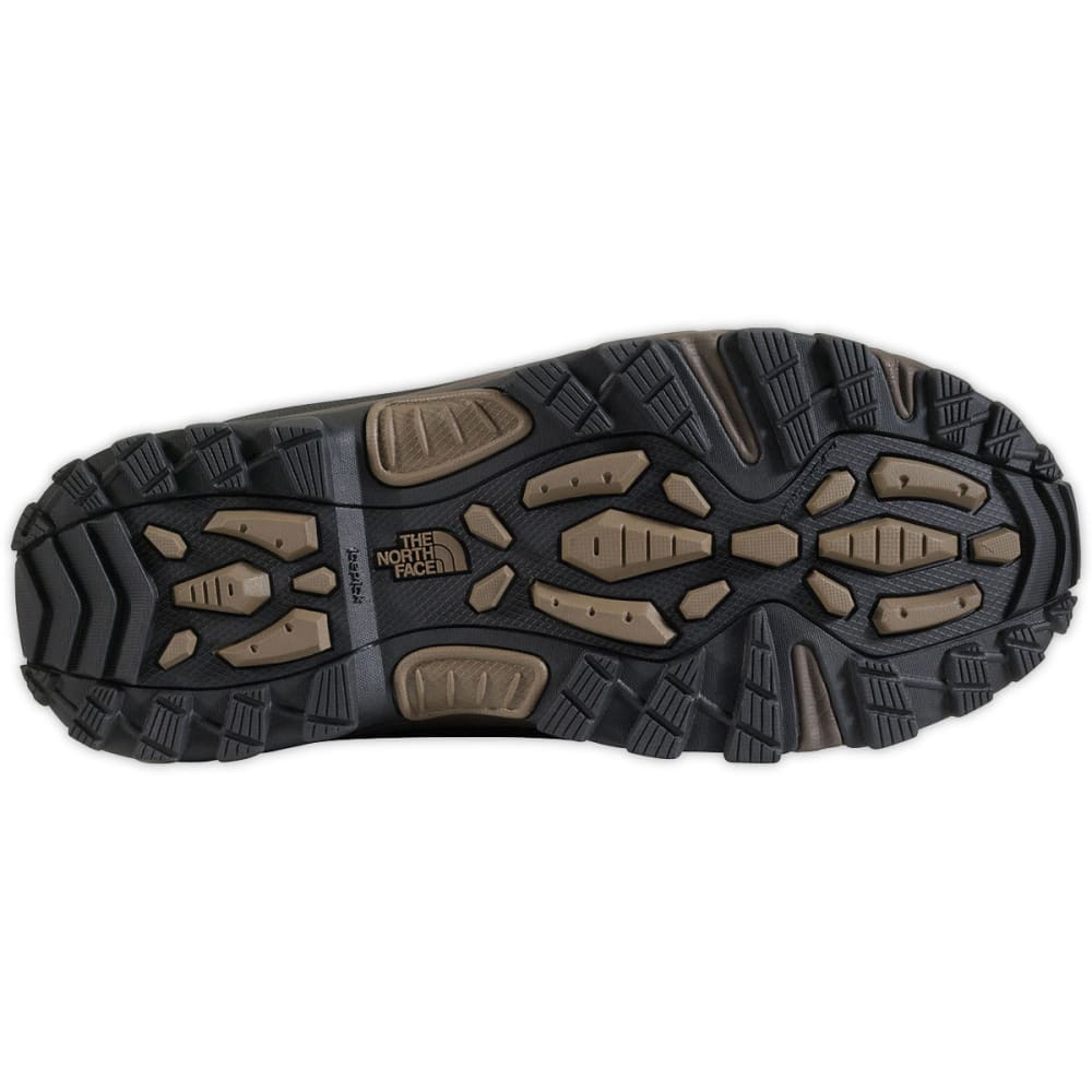 THE NORTH FACE Men's Chilkat II Winter Boots, Mudpack Brown - MUDPACK