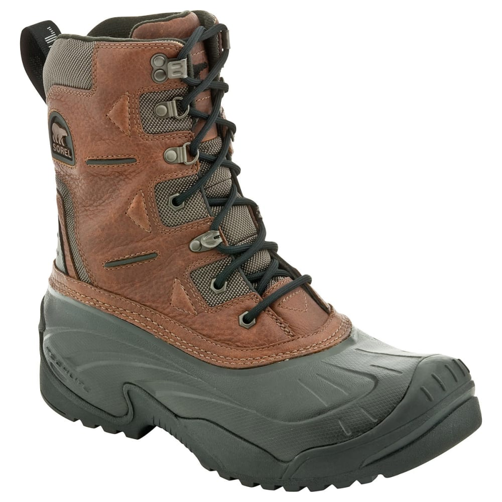 SOREL Men's Avalanche Trail Winter Boots - TOBACCO