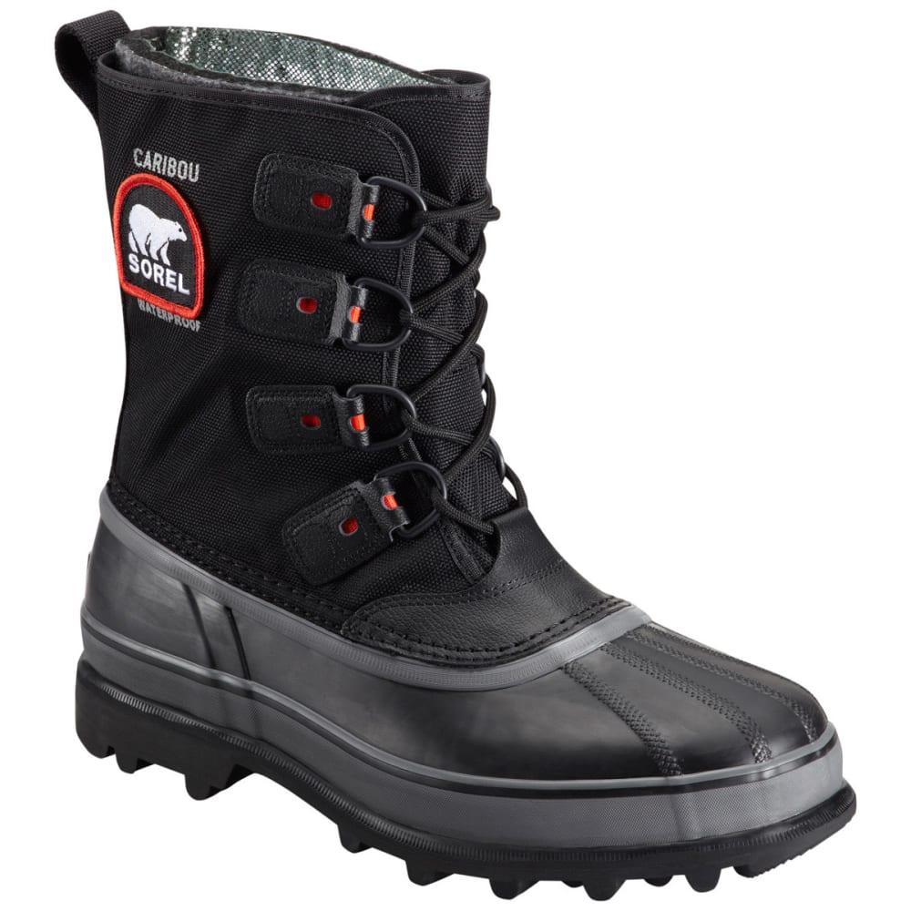 Sorel Men's Caribou Xt Winter Boots, Black/shale - Black NM2138