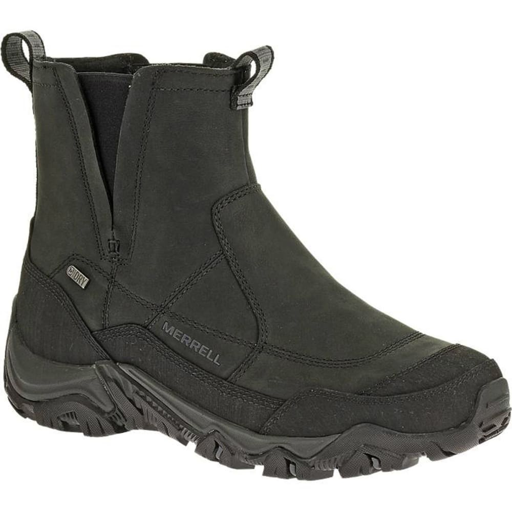 merrell mens polarand rove pull waterproof winter boots