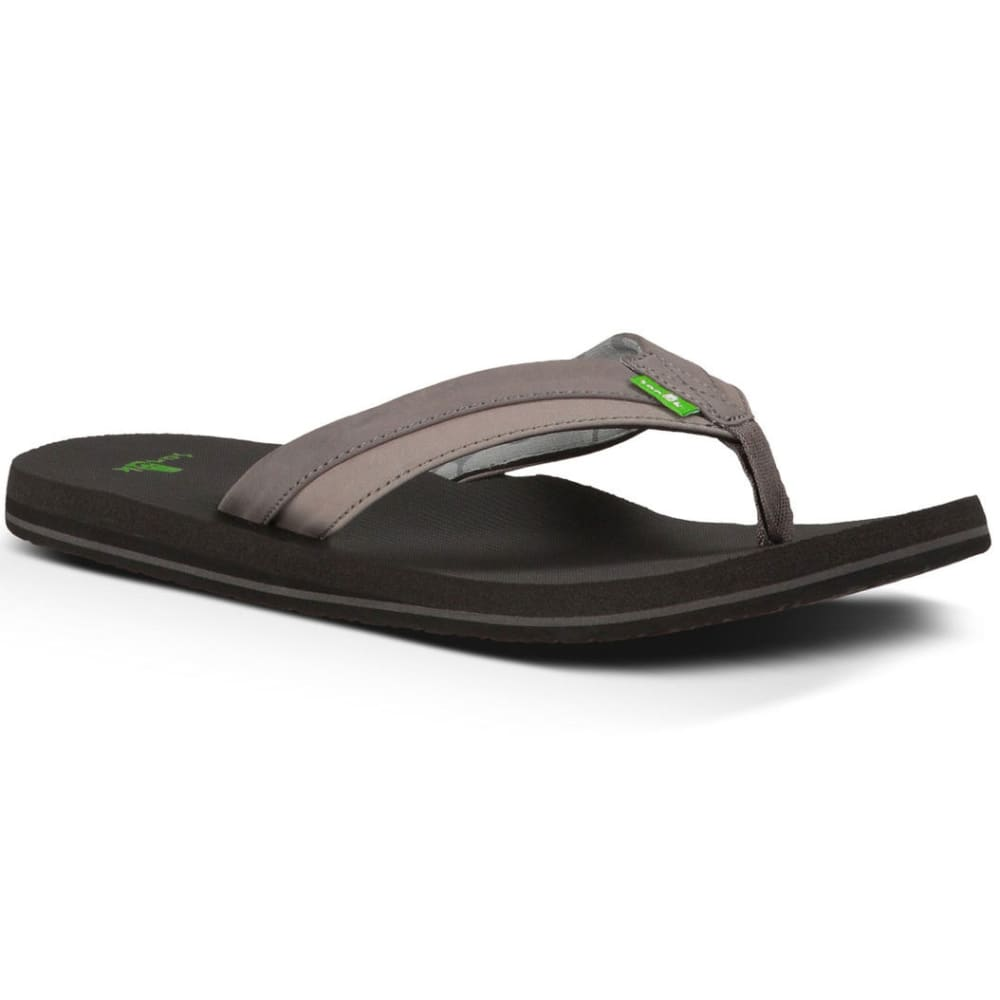 Sanuk Men's Beer Cozy Light Sandals - Black
