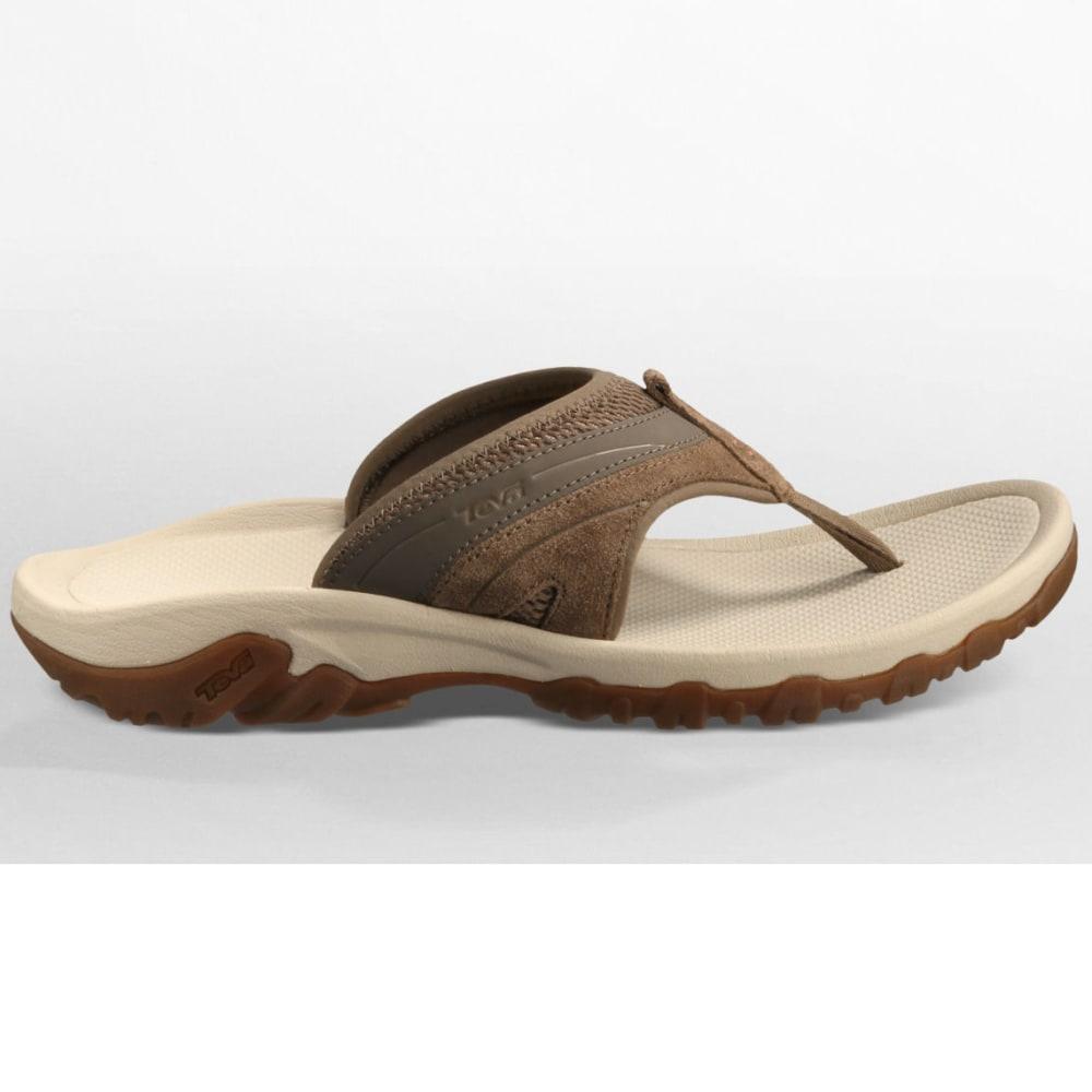 TEVA Men's Pajaro Thong Sandals - DUNE-DUNE