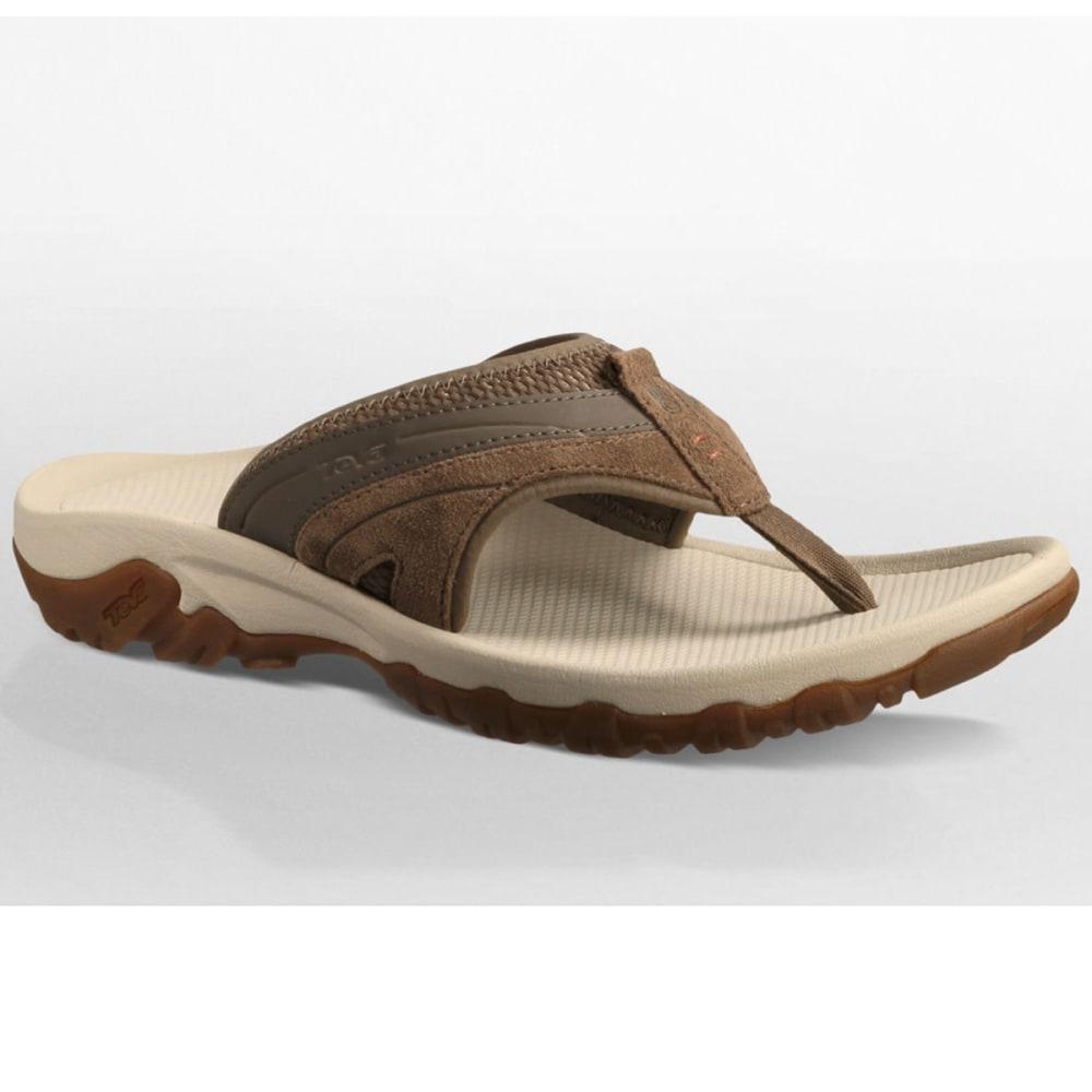 TEVA Men's Pajaro Thong Sandals 7