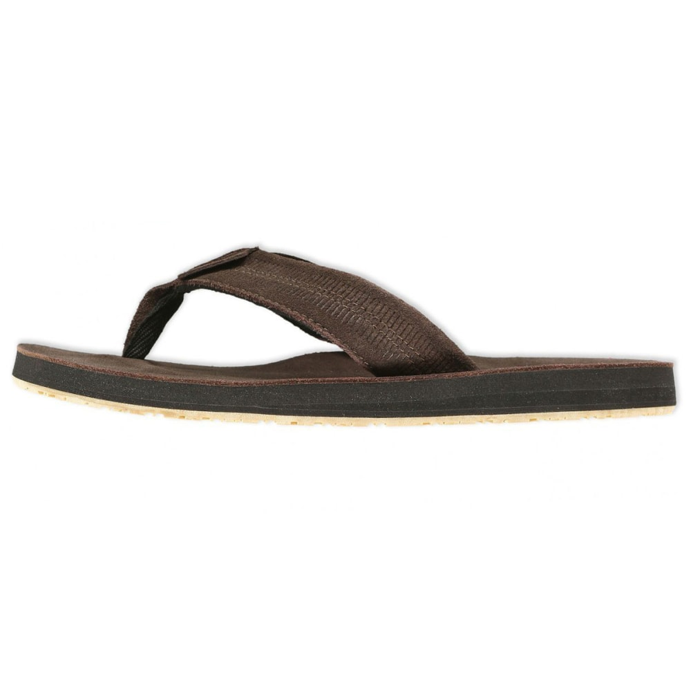 O'NEILL Men's Groundswell Sandals, Dark Brown - BROWN