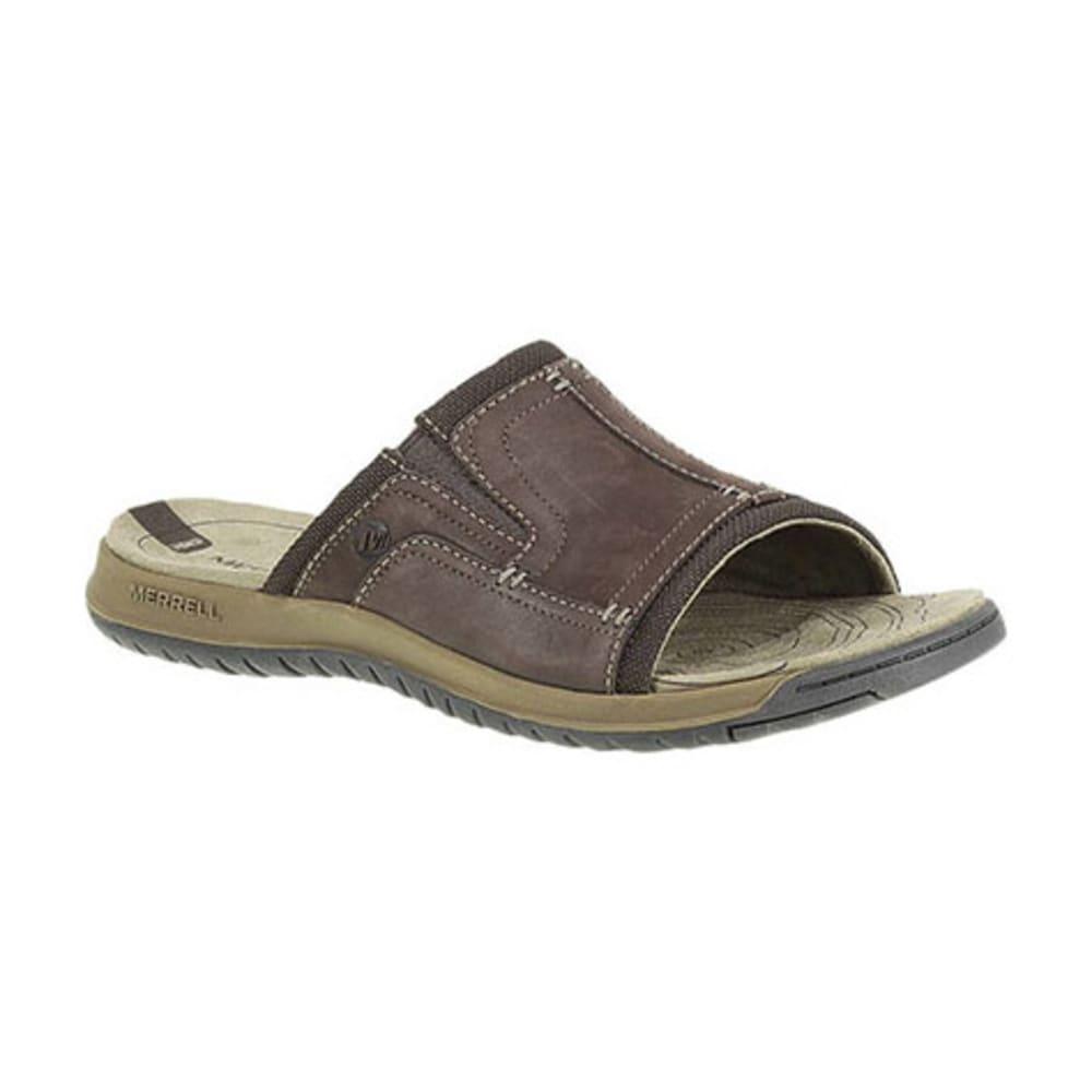 bcac70ba5244 MERRELL Men  39 s Traveler Tilt Slide Sandals