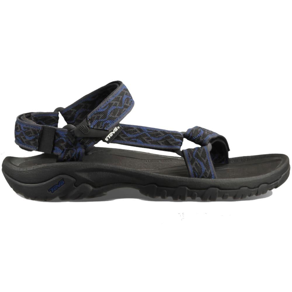 TEVA Men's Hurricane XLT Sandals, Wavy Trail/Insignia Blue - WAVY TRAIL