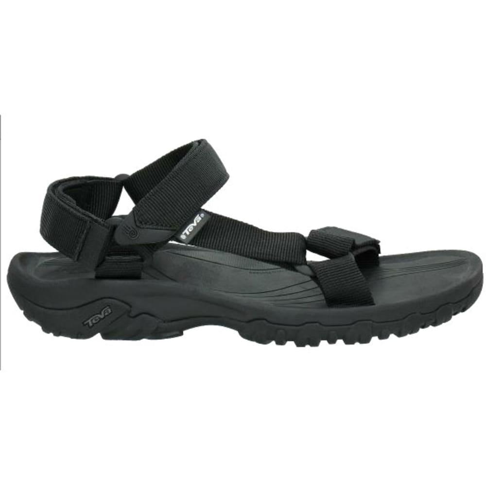 TEVA Men's Hurricane XLT Sandals, Black - BLACK