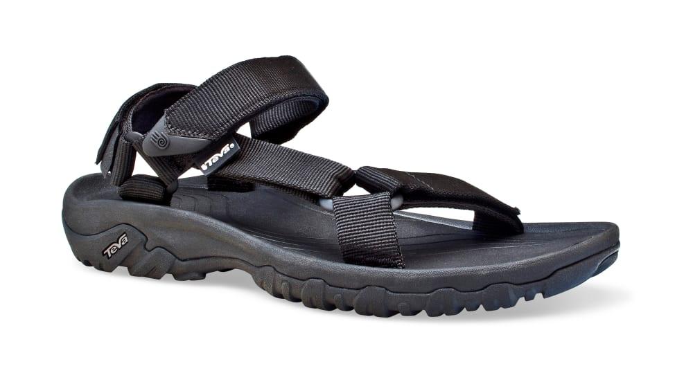 TEVA Men's Hurricane XLT Sandals, Black - BLACK