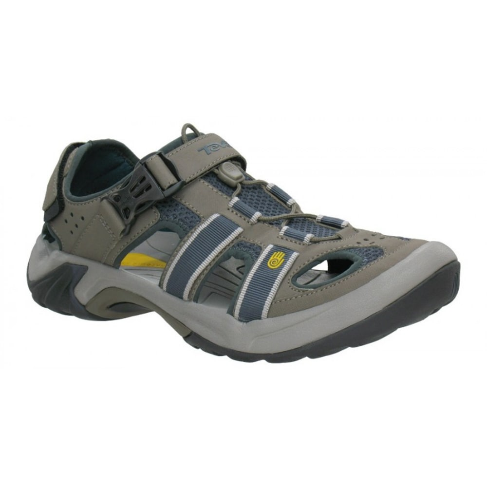 TEVA Men's Omnium Sandals, Ombre Blue - BLUE