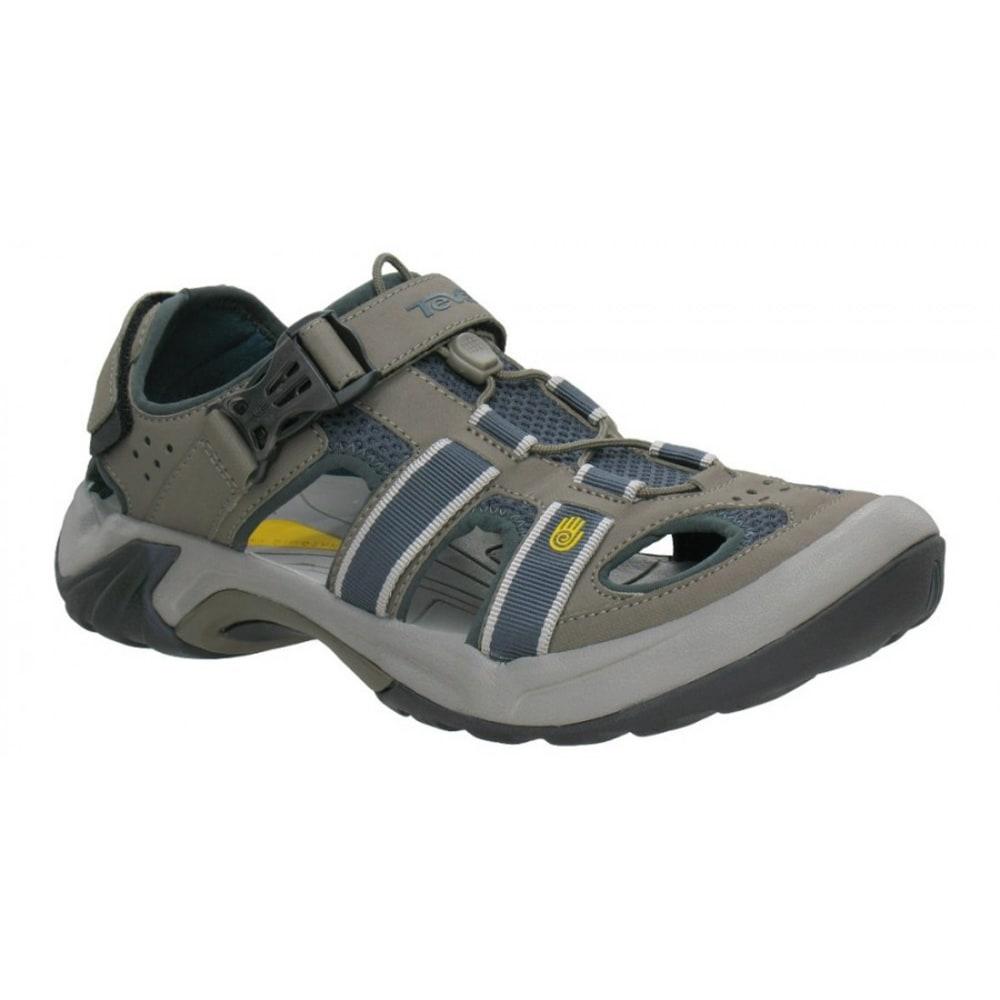 TEVA Men's Omnium Sandals, Ombre Blue - BLUE