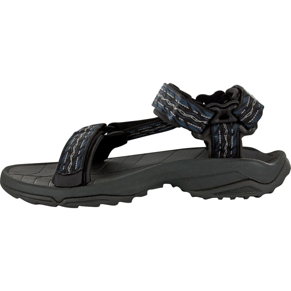 TEVA Men's Terra Fi Lite Sandals - BLACK