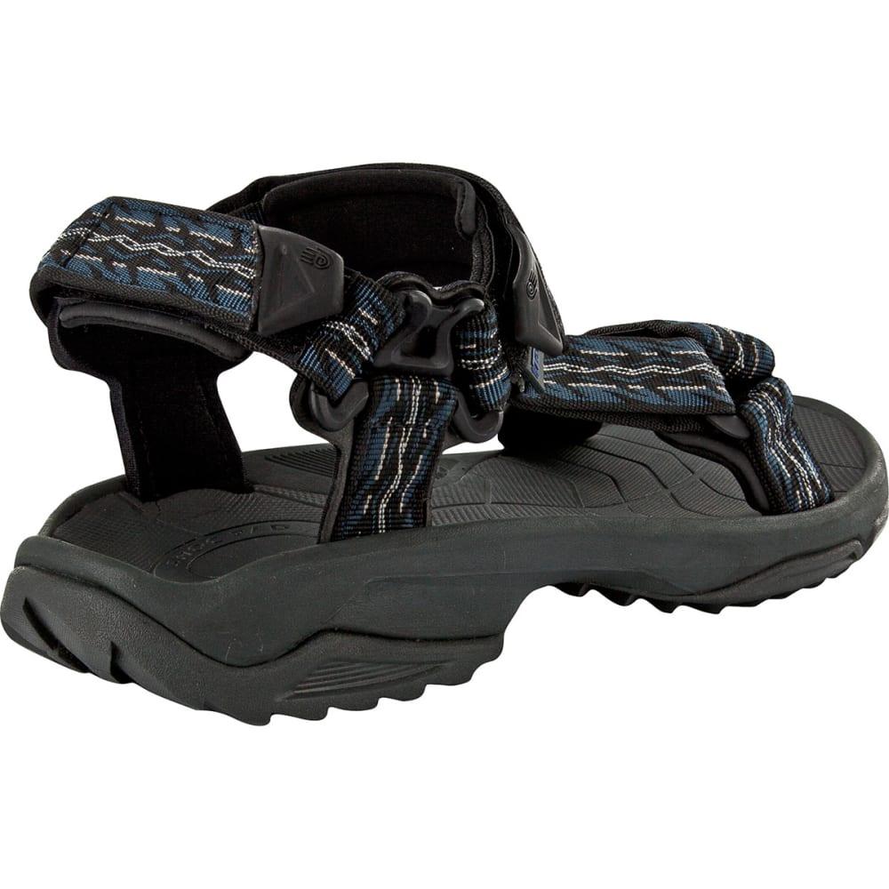 TEVA Men's Terra Fi Lite Sandals - BLACK