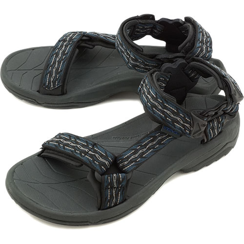 f16b767a6847 TEVA Men  39 s Terra Fi Lite Sandals - BLACK