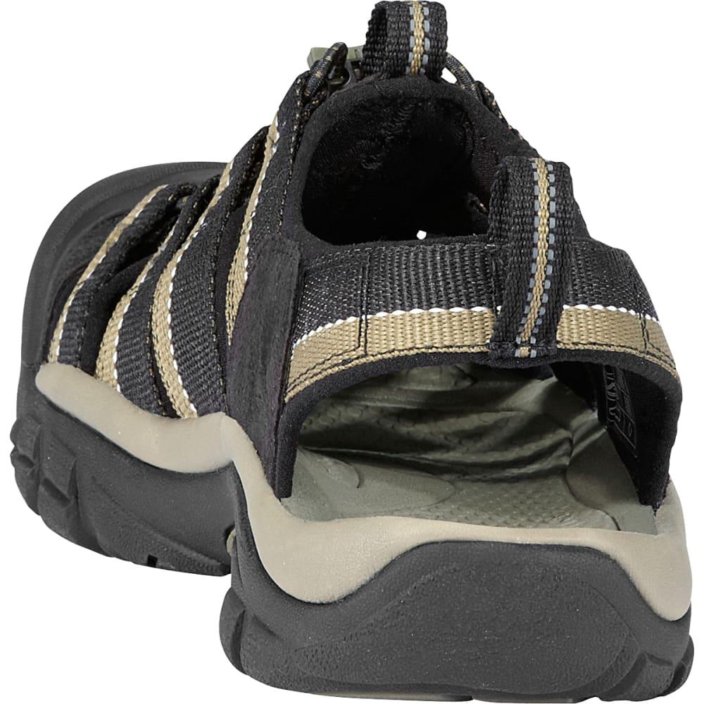e6c8dacfa23 KEEN Men's Newport H2 Sandals, Black/Stone Grey - BLACK