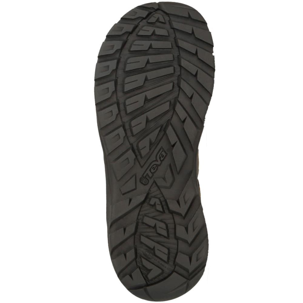 89776f099ef3 TEVA Men  39 s Kimtah Leather Sandals - BROWN