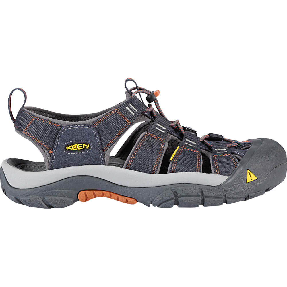 KEEN Men's Newport H2 Sandals - IND INK/RST