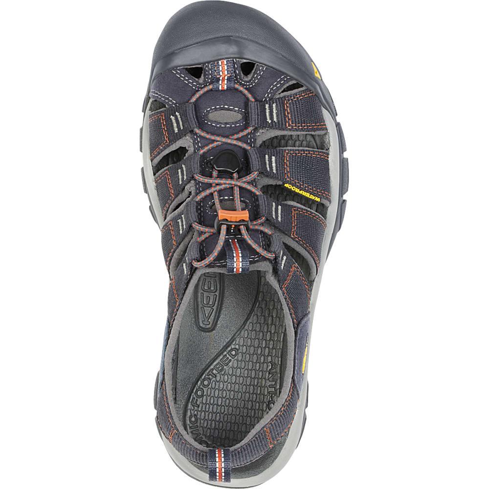 KEEN Men's Newport H2 Sandals - IND INK/RST
