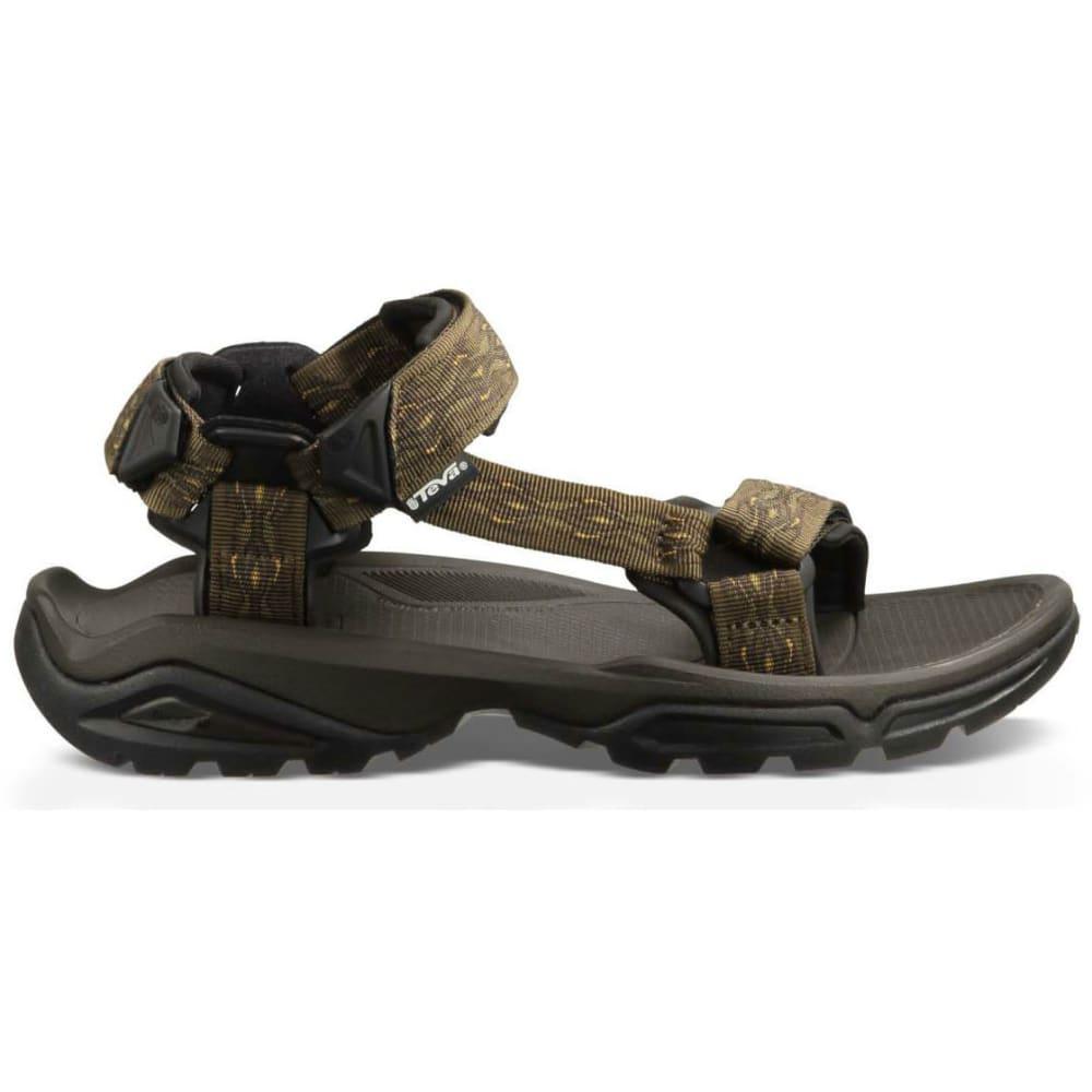 teva men 39 s terra fi 4 sandals madang olive. Black Bedroom Furniture Sets. Home Design Ideas
