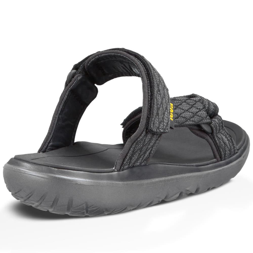 TEVA Men's Terra-Float Slide Sandals - BLACK