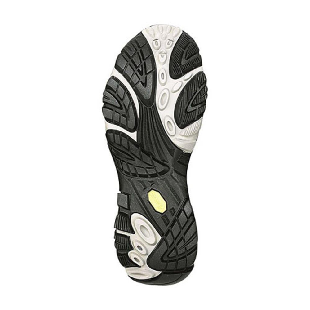MERRELL Men's Moab GTX Hiking Shoes, Dark Chocolate - DARK CHOCOLATE