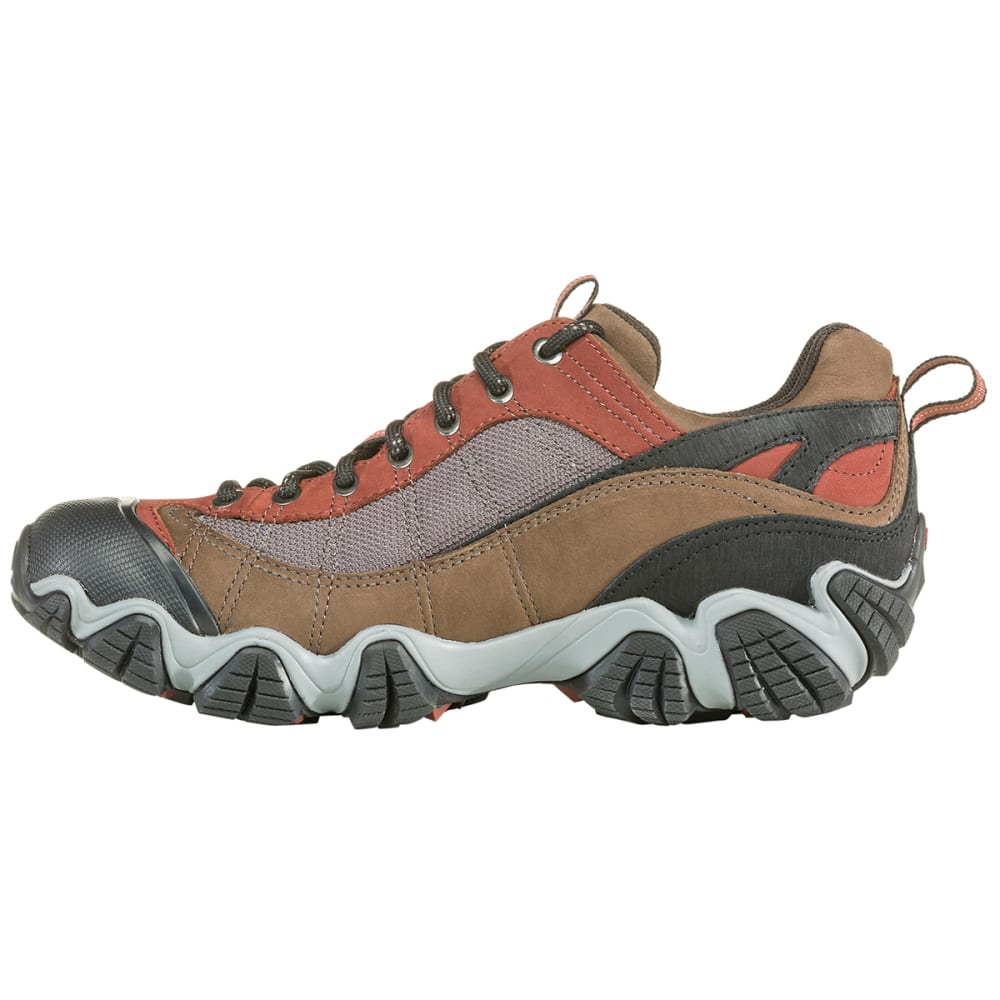 OBOZ Men's Firebrand II BDry Hiking Shoes - EARTH
