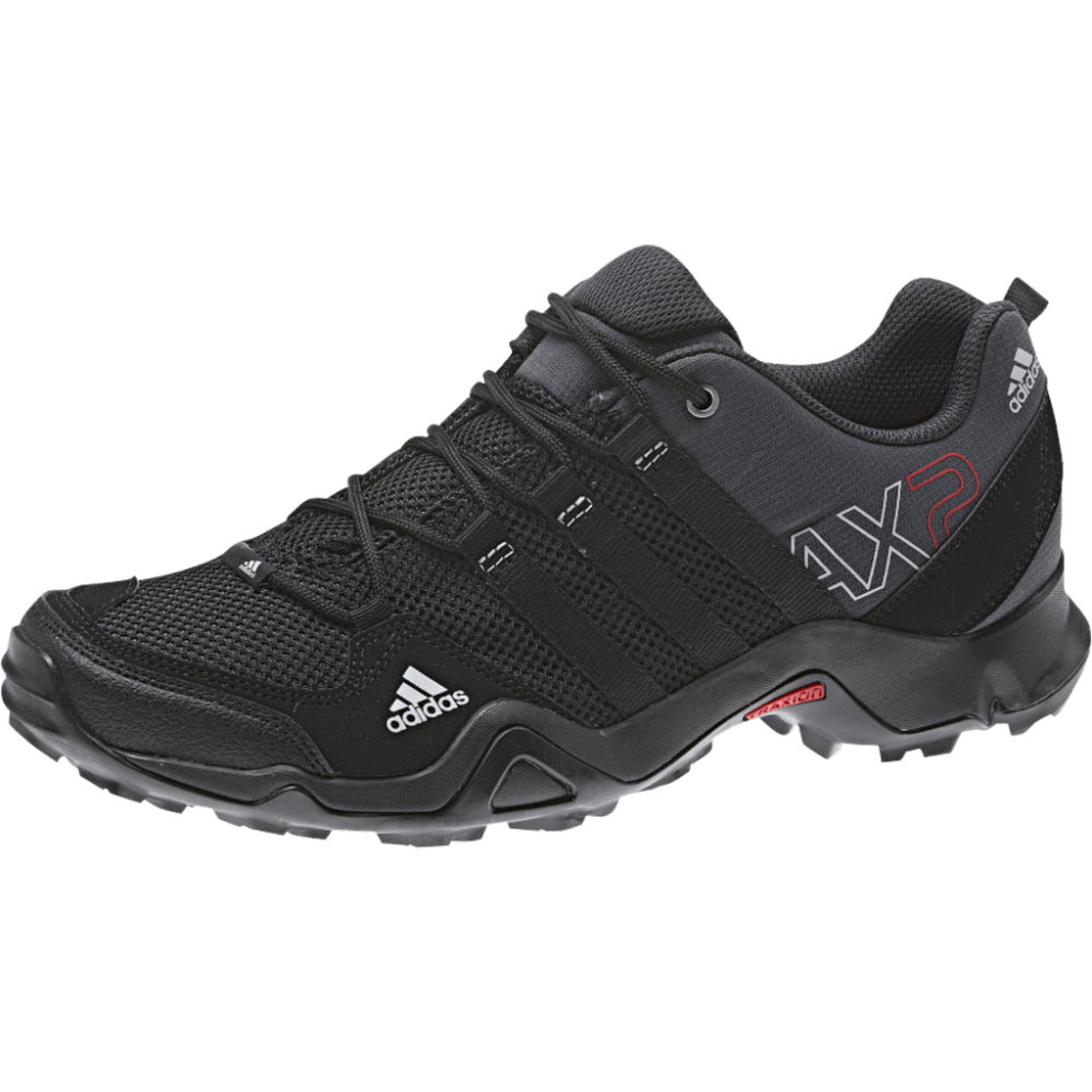 ADIDAS Men's AX 2.0 Hiking Shoes - BLACK
