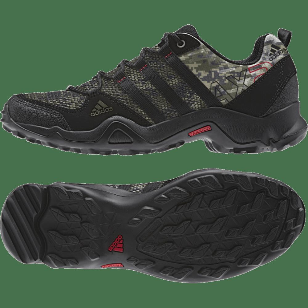 ADIDAS Men's AX 2.0 Hiking Shoes - BLACK PTRND