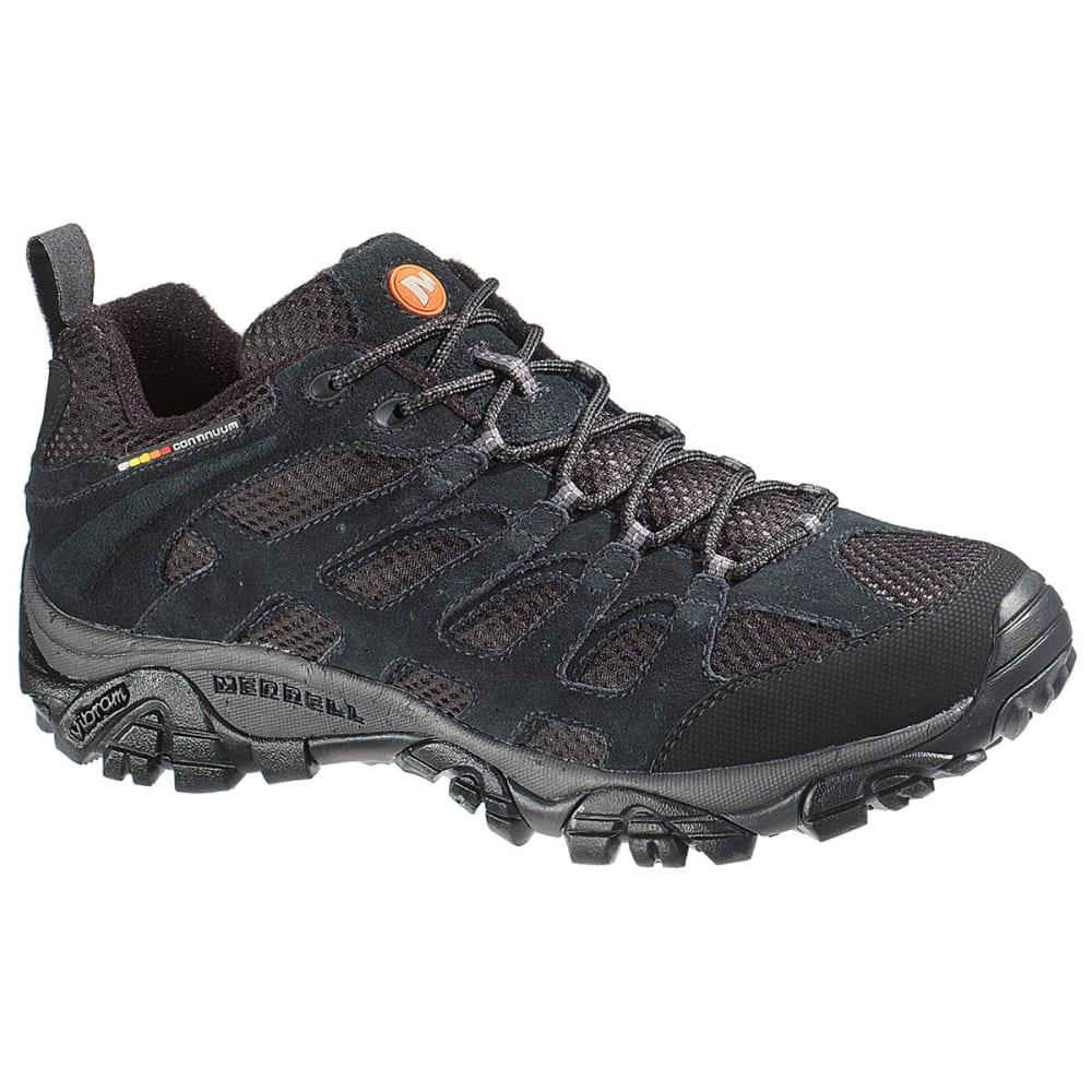 merrell s moab ventilator hiking shoes black wide