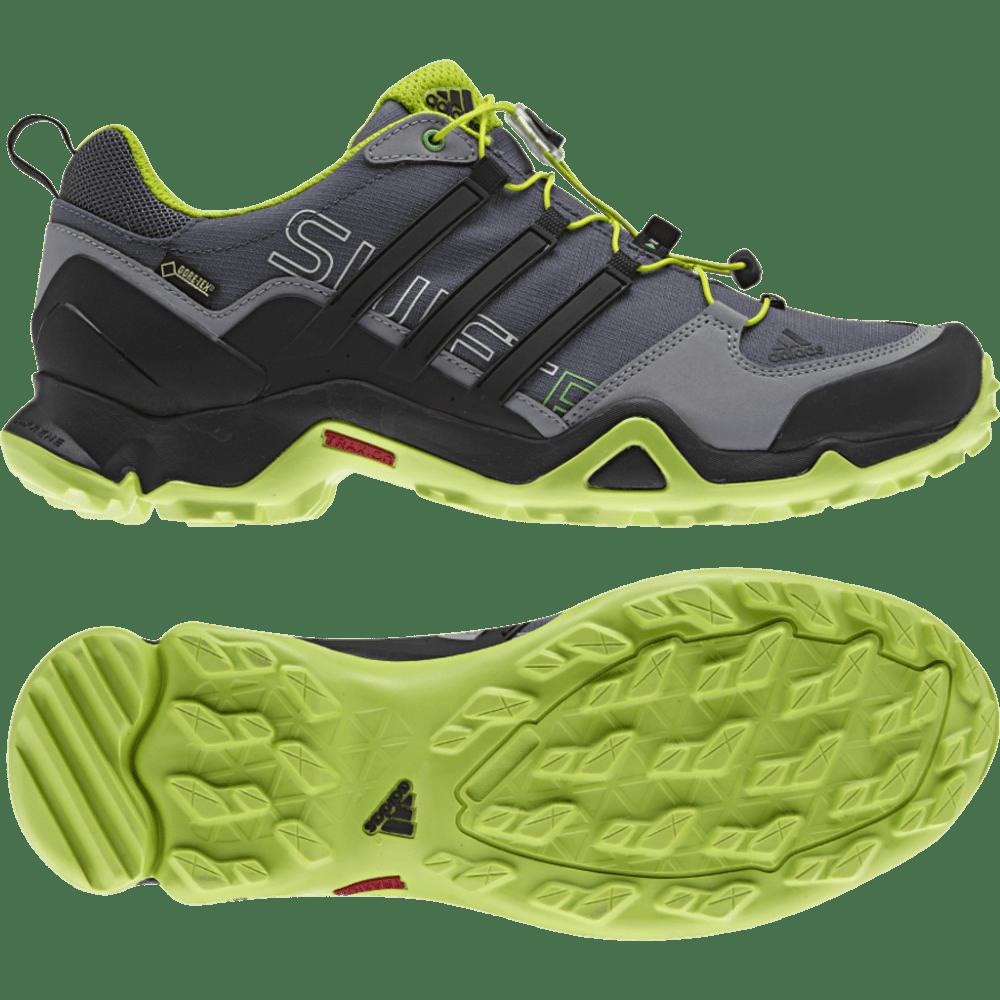 b9e58bcd9 ADIDAS Men  39 s Terrex Swift R GTX Hiking Shoes - BLACK