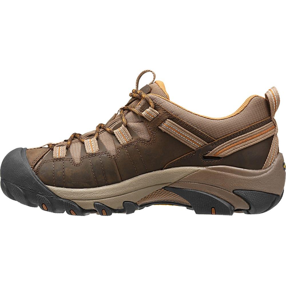 KEEN Men's Targhee II Waterproof Hiking Shoes - CASCADE