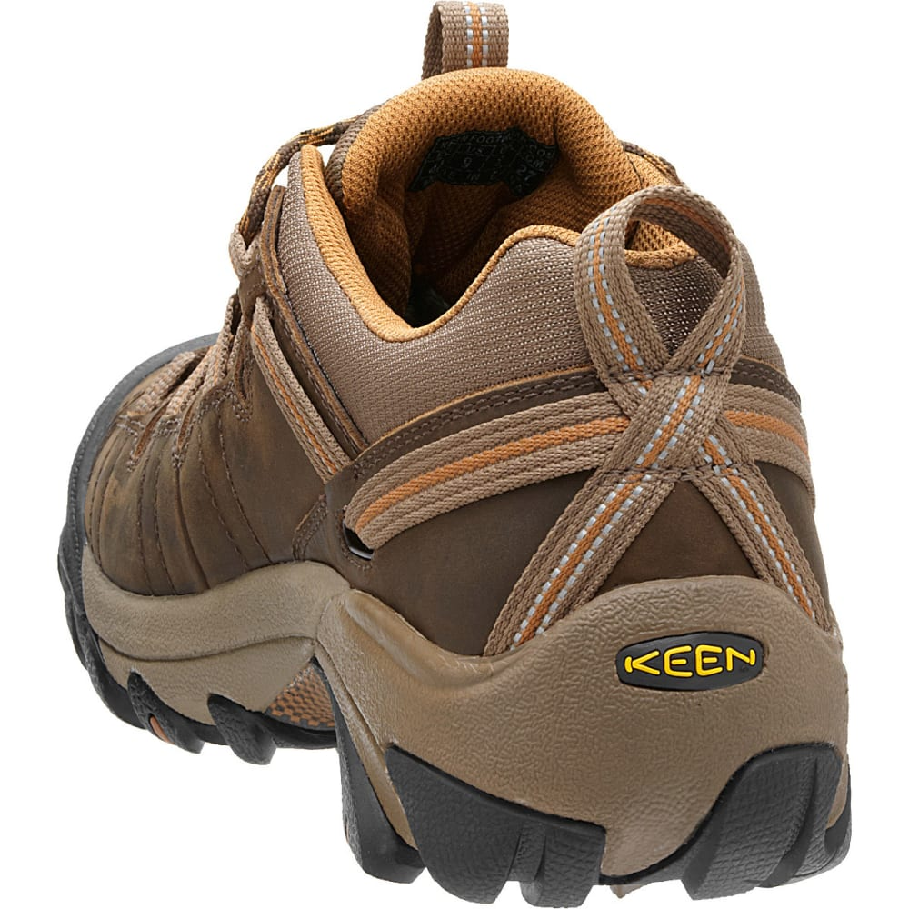 070bde27d4a KEEN Men's Targhee II Waterproof Hiking Shoes - CASCADE