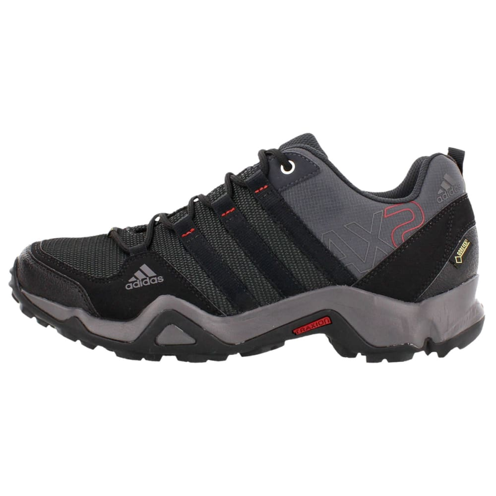 ADIDAS Mens AX 20 GTX Hiking Shoes Dark Shale  SHALE