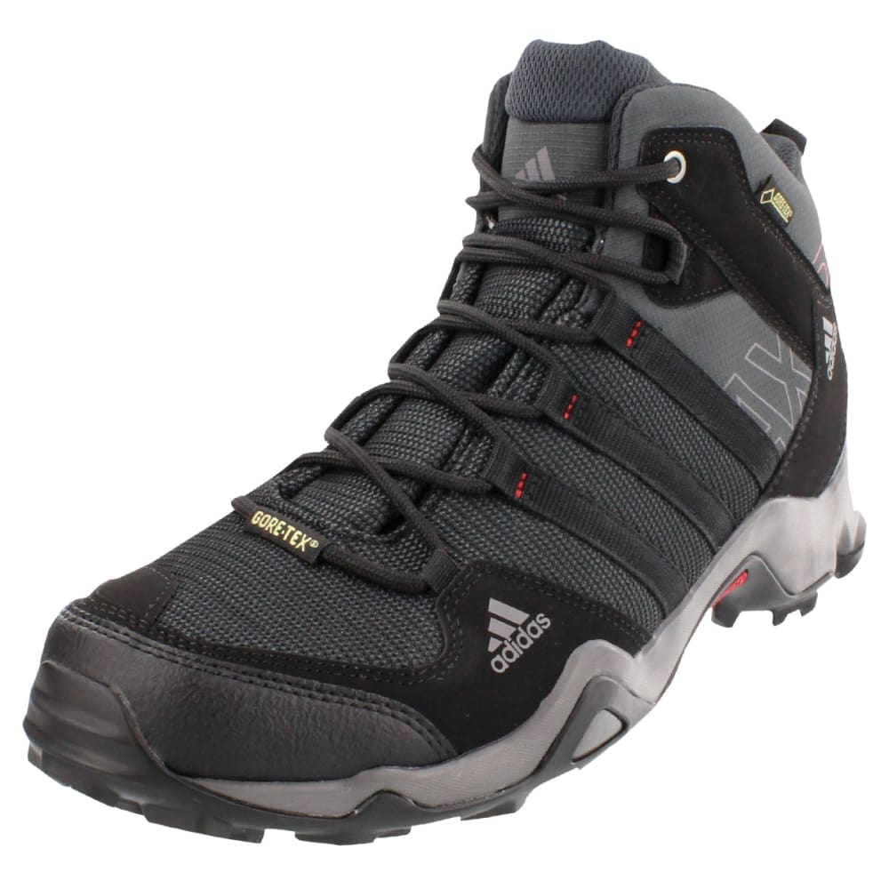 ADIDAS Men's AX 2.0 Mid GTX Hiking Boots - SHALE/BLACK