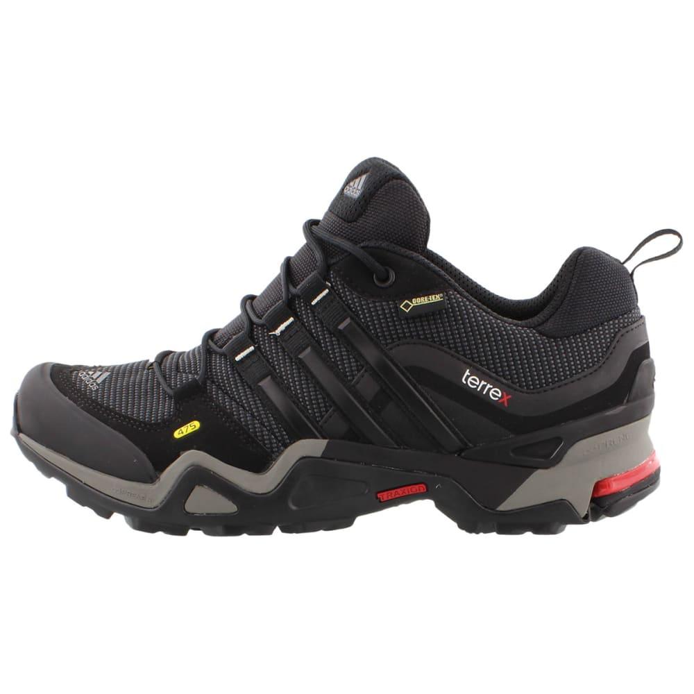 ADIDAS Men's Terrex Fast X GTX Hiking Shoes, Carbon - CARBON/BLACK